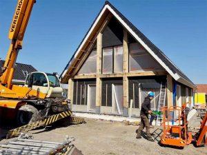 nizkoenergeticky rodinný dom SIP panel čistá energia
