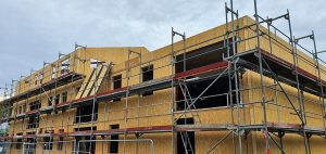 výstavba bytového domu technológia se sip