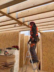 nadstavby bytového domu se sip panel technológia