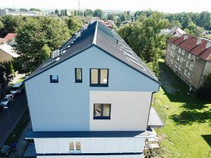 nadstavby bytového domu technológia se sip