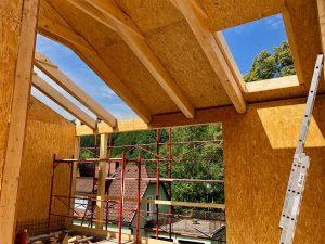 SE SIP systém odlahčené stavebné materiály
