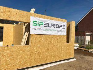 SE SIP panel rodinný dom