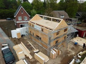 výstavba SE SIP panel dom