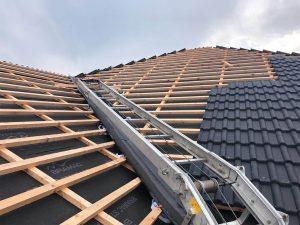 rodinný dom SE SIP výstavba strecha