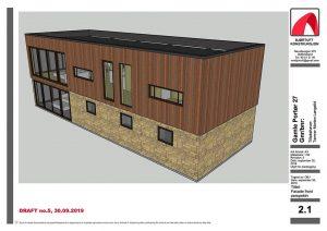 rodinný dom SE SIP technológia výstavby návrh