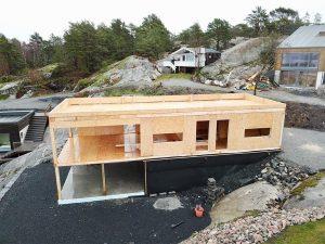 rodinný dom SE SIP technológia výstavby