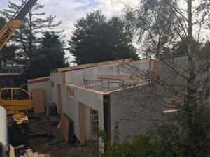 ekologický rodinný dom stavby SIP systémom