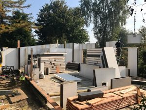 rodinný dom stavby SE SIP systémom