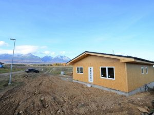 ecologic family house - SE SIP panel building system