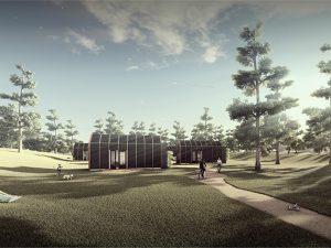SIP systém net zero energy ekologické stavby