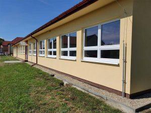 výstavba škôlka SIP systém