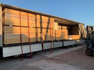 SIP panelové stavby