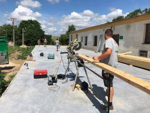 výstavba rodinný dom systém sip