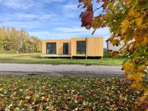 Modular house - MODULSIP - SE SIP panel