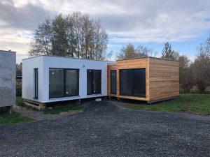 Modular net zero energy house SIPEUROPE