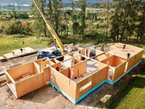 nizkoenergetické stavby sip panel