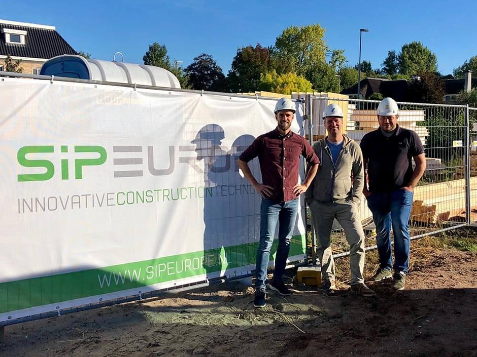 SIP EUROPE školenia stavby systémom SIP