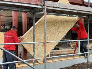 školenie technológia SE SIP- sip panelový systém výstavby