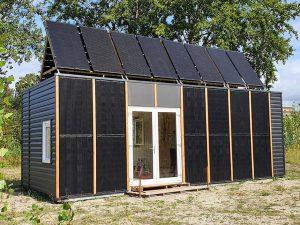 Tiny Tim Concept - Modular net zero energy building - SIPEUROPE - SIP Panel