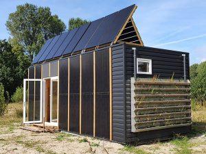 Tiny Tim - Prefabricated modular building - SIP Panel - SIPEUROPE
