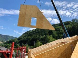 Prefabricated SIP panel houses and prefabricated buildings