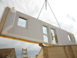 SIP panel Prefabricated houses and buildings