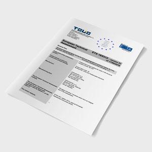 ETA certifikát sipeurope