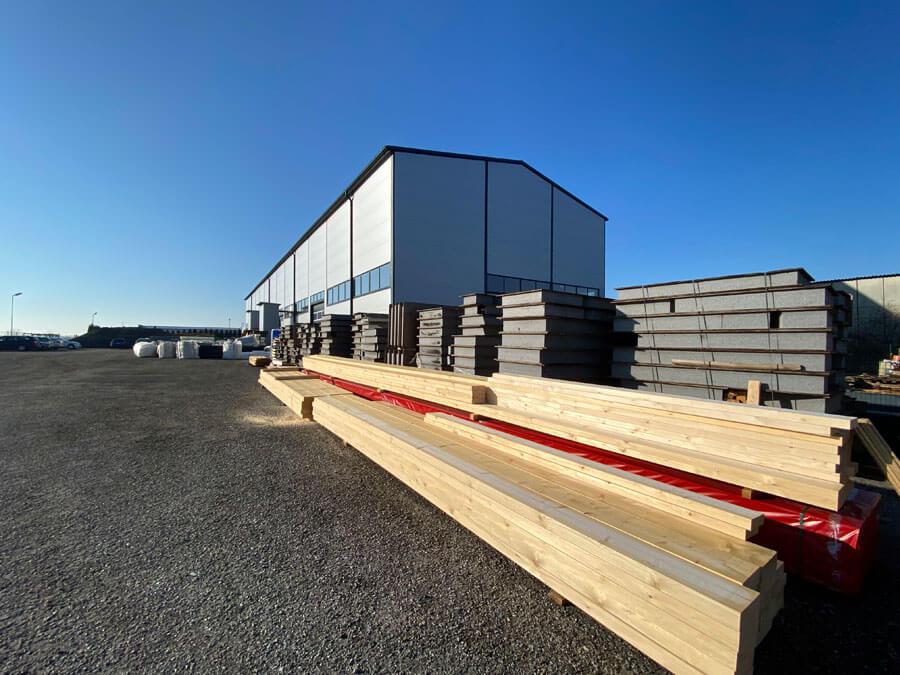 výroba SE- SIP panelov - SIPEUROPE Slovensko